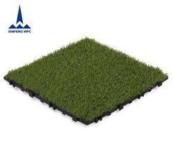 連結DIYの床の屋外の草か石のタイル