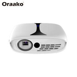 Micro Tuner TV portable meilleur RoHS Full HD Ready projecteur 4K Lumens DLP 3D 7000 Mini HD 1080p projecteur DLP Android mondial
