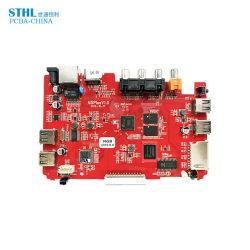 دائرة لوحة PCB للكاشف المعدني ذات 5 منافذ Ethernet Switch لوح لوحة دوائر Samsung