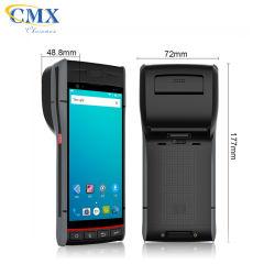 Robuste de haute qualité a déposé l'utilisation de la borne 4G POS Android avec imprimante