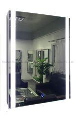 Banheira de vender o espelho LED iluminado de alta qualidade armário de casa de banho de cortesia