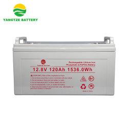 12V 110ah 120ah Lithium USB-nachladbare Energien-Hilfsmittel-alkalische Batterie für Fahrrad