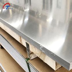 공장은 201 304 316 316L 0.3mm 두꺼운 냉각 압연한 2b 완료 스테인리스 장 격판덮개를 공급한다