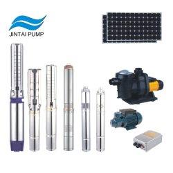 1HP, 2HP, 3HP, 5.5HP солнечной энергии на полупогружном судне глубокие водяного насоса с 1-60м3/час для дома, фермы орошения