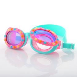 Usado como óculos de natação e óculos de sol para crianças com protecção UV (mm 9901)