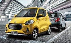 Batería de Zd coche eléctrico Vehículo Eléctrico Auto CEE M1 de la certificación Bev
