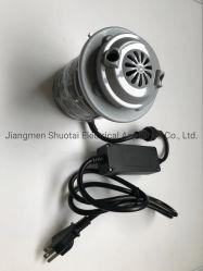 110V 4 Punkte Magnetische Pumpe Elektrische Wasserpumpe für Fußbad Surfen