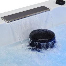 2021 هوت سالاه اكريليك ركوب الأمواج جاكوزي حوض استحمام ساخن حمام سباحة سبا مع سهولة التحكم والتركيب