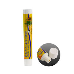 Aluminium Laminiert Abl Zahnpasta Verpackung Squeeze Kosmetiktastator