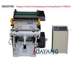 프로그램 제어 포일 스탬핑 및 절단 기계 Tymk-930