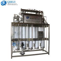 MED несколько воздействие пара обогрев дистиллированной воды машины дистиллированной воды генератор для фармацевтических WFI использовать