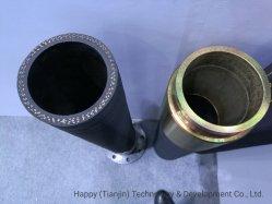 Стальная проволока высокого давления усиленная гибкая конкретные трубопровода насоса