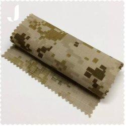 Tessile uniformi tessute poliestere del cotone 65% di 35%