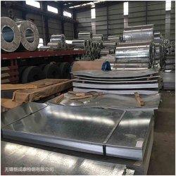 El hierro Dx51d Z100 banda de acero galvanizado de China 0.15mm de espesor delas bobinas de rodillo de acero galvanizado