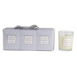Comercio al por mayor Difusor velas aromáticas de un diseño simple Difusor de lujo personalizado vela