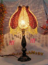 25 anni il cristallo Mano-In rilievo della fabbrica e di vetro su ordinazione borda la decorazione 7.5 della lampada bordata paralume del candeliere del piatto fondo della candela del vaso