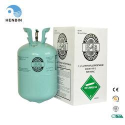 El gas refrigerante R134A con alta pureza para la venta