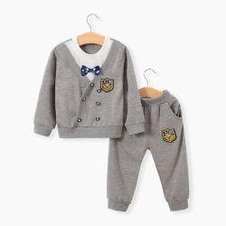 England Preppy Style Babykleidung mit langen Ärmeln für Frühjahr/Herbst Kinderkleidung