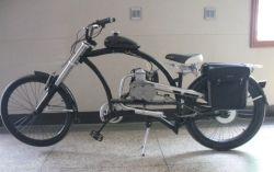 """26"""" Новый Стиль 4 цикл 80cc пляж крейсера """"газовым двигателем велосипед"""