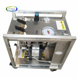 Terek hydrostatisches Testgerät, für hydrostatische Prüfung für Gas-Zylinder