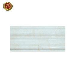 Banruo de haute qualité Fenêtre PS en faux marbre Carter pour décoration murale