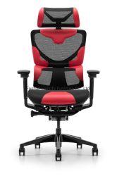 Modern design kantoormeubilair, eenvoudig te openen, ergonomische Mesh Fabric Manager Swivel Leren computer Gaming Game Chair Racing Office stoelen