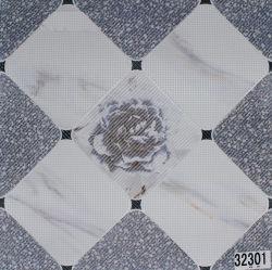 Quadro de tecto azulejos de parede decoração de casa de banho com piso (32301)
