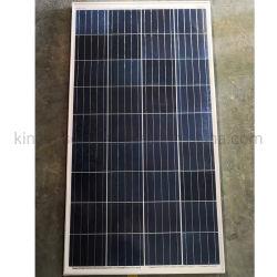 Haute efficacité Poly solaire polycristallin 100watt Panneaux d'alimentation