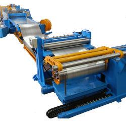 Automatische Scheurende Machine die aan de Snijmachine van de Lijn van de Lengte scheuren