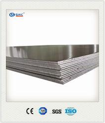 Strato laminato a caldo dell'acciaio inossidabile 316L del piatto 6mm di rivestimento 2b