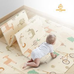 XPE Toy Products Floor Non-Slip Carpet Foam Play Mats Playground Opvouwbare Baby Play Mat