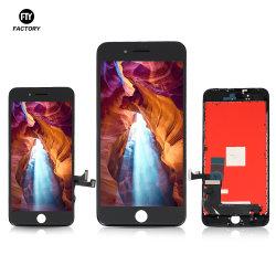Shenzhen شاشة اللمس المصنعين مجموعة جهاز الالتقاط قطع الغيار الهاتف المحمول شاشة LCD لشاشات iPhone 8 Plus LCD في دبي
