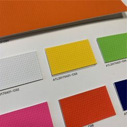 Esponja de hojas de PVC y PU de encuadernación de cuero para material de cubierta de cuero de bola
