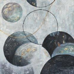 カスタム抽象美術油絵キャンバスアート