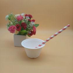 처분할 수 있는 Compostable 식기 식기류 컵