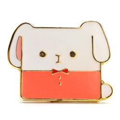Commerce de gros Fashion Hot Sale soft ou hard métalliques personnalisées de l'émail Cute Unicorn la crème glacée des lettres de l'emblème de l'or alimentaire drôle d'ÉPINGLETTES