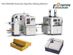 HM-ZD6418D 高速リジッドボックス | プレミインボックス | ギフトボックス | シューズ Box | Sweet Box Machine with Yamaha Robot (ヤマハロボット搭載の Sweet Box Machine
