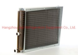 냉장고 장비 알루미늄 핀 구리 튜브 콘덴서 코일 증발기