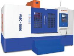 Harte Schienen-Bearbeitung-Mitte-hohe Starrheit-schwere Ausschnitt-Metalldrehbank CNC-Drehbank-Maschine für Befestigungsteil-Metalteile (Vmc-1690)