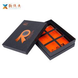 A impressão de luxo personalizado Hotsale Mooncake Dom caixa de papelão da embalagem de alimentos