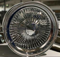 13 pulgadas de 20 pulgadas de 18 pulgadas 22 Inchchrome habla rueda de alambre para coche
