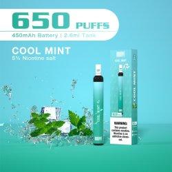 Аутентичный дизайн OEM Bcore одноразовые Vape одноразовые Электронные сигареты