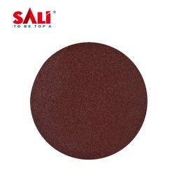 Novo Material 230g de óxido de alumínio de madeira de metal de Polimento Disco de lixa