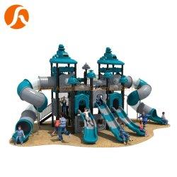 Fabrik-Preis-mittlere Größen-Kind-Schwingen und Plättchen-im Freienspielplatz-Gerät