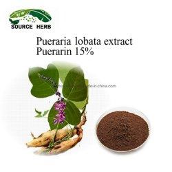 Suministro de fábrica de Pueraria Lobata Extracto Natural/Puerarin/Pueraria extracto vegetal/Extracto de Raíz Kudzu