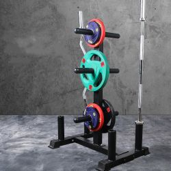 Wight Tree Barbell Weight Plate Frame Barbell Rack