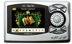 Digitale het Leren van de Lezer van Coran van de Speler van de Kleur Quran MP4 Machine