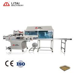 Vollautomatische Kunststoff-Herstellung Maschine Formung für die Herstellung von Lunch Box Und Eierablage