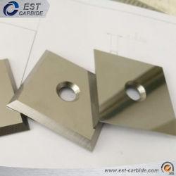 Het Mes van het Carbide van het wolfram in Verschillende Ontwerpen