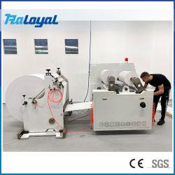 آلة طحفة السطح وإعادة اللف للورق، غشاء BOPP، ألومنيوم ورق ألومنيوم